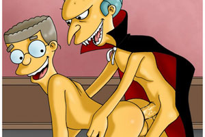 Gay toons sucking cock and getting ass fucked